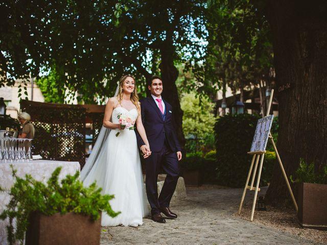 La boda de Daniel y Krystyna en Toledo, Toledo 99