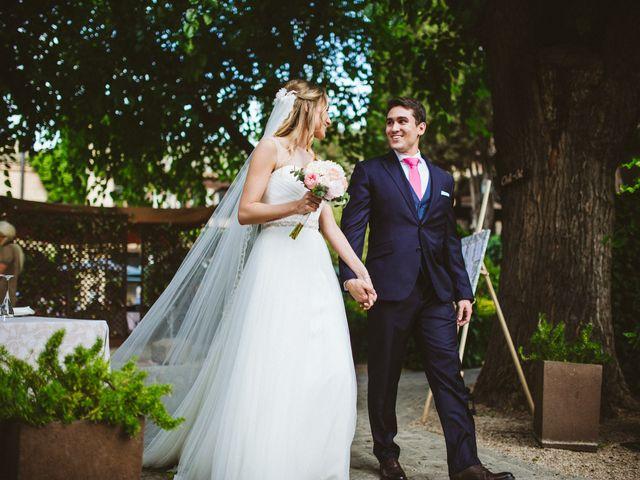La boda de Daniel y Krystyna en Toledo, Toledo 100