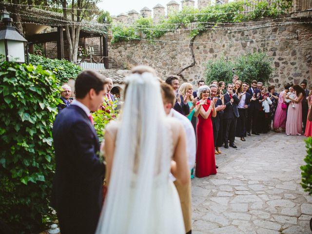 La boda de Daniel y Krystyna en Toledo, Toledo 103