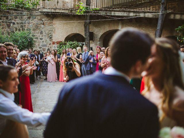 La boda de Daniel y Krystyna en Toledo, Toledo 107
