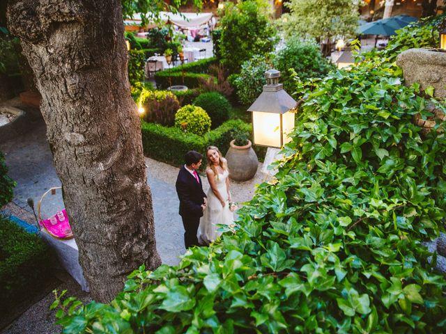 La boda de Daniel y Krystyna en Toledo, Toledo 112