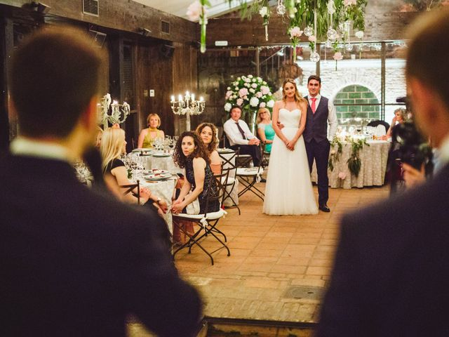 La boda de Daniel y Krystyna en Toledo, Toledo 134