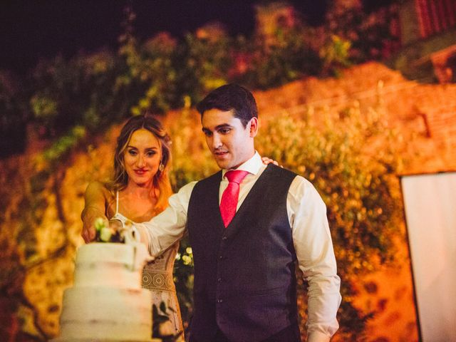 La boda de Daniel y Krystyna en Toledo, Toledo 180