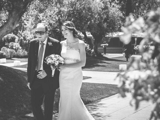 La boda de César y Sara en Leganés, Madrid 22
