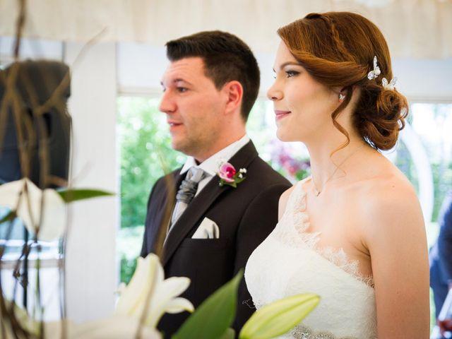 La boda de César y Sara en Leganés, Madrid 24