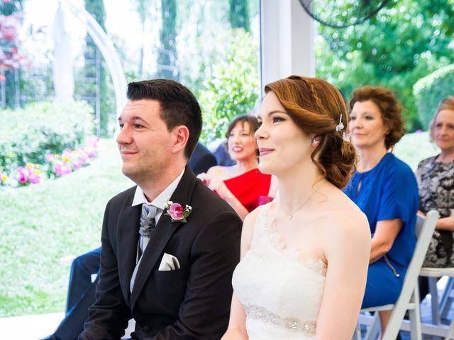 La boda de César y Sara en Leganés, Madrid 25