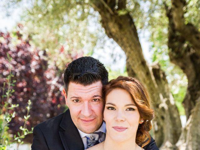 La boda de César y Sara en Leganés, Madrid 35