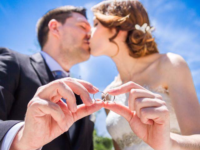La boda de Sara y César