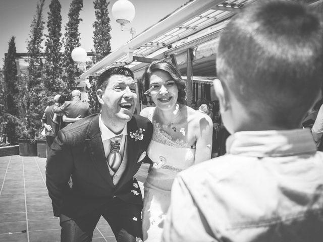La boda de César y Sara en Leganés, Madrid 36