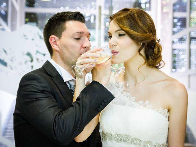 La boda de César y Sara en Leganés, Madrid 39