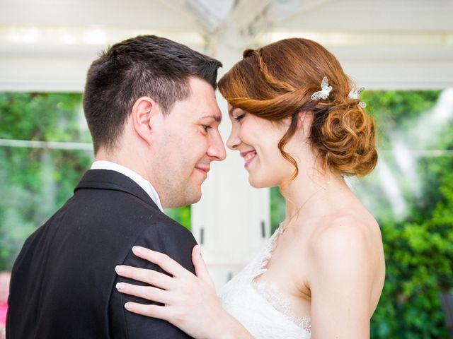 La boda de César y Sara en Leganés, Madrid 44