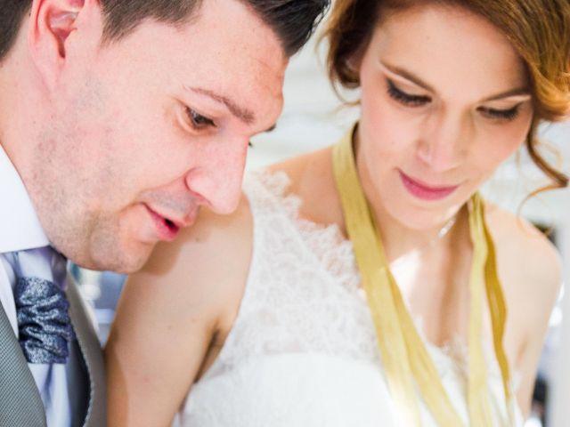 La boda de César y Sara en Leganés, Madrid 50
