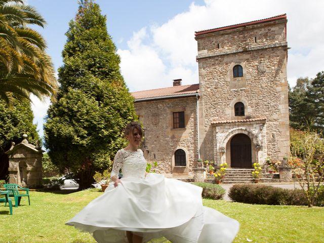 La boda de Jesús y Beatriz en Villabona (Llanera), Asturias 8