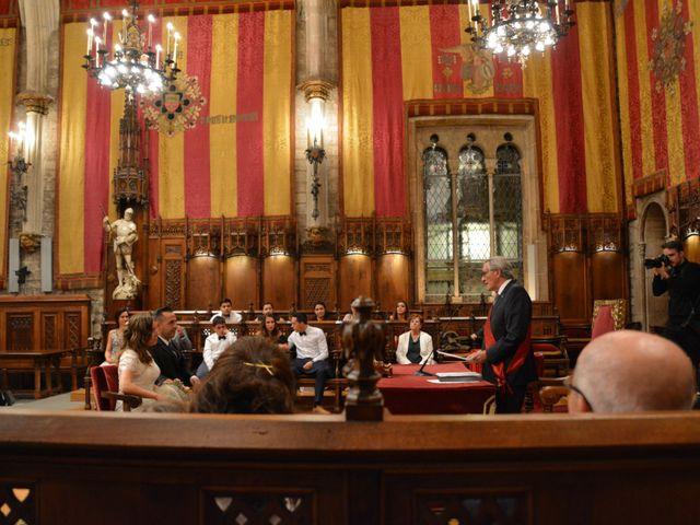 La boda de David y Yamila en Polinya, Barcelona 1