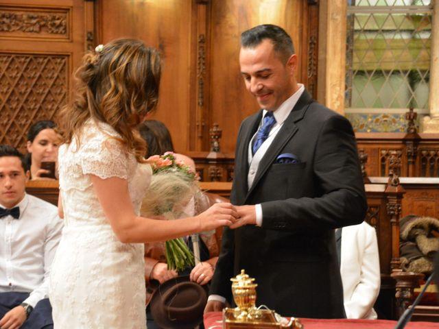 La boda de David y Yamila en Polinya, Barcelona 2