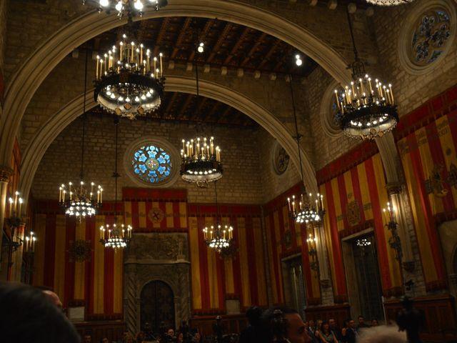 La boda de David y Yamila en Polinya, Barcelona 4