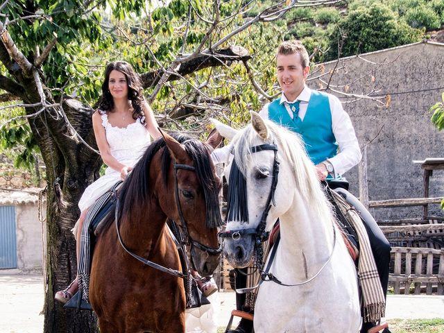 La boda de David y Helena en Cabezuela Del Valle, Cáceres 3