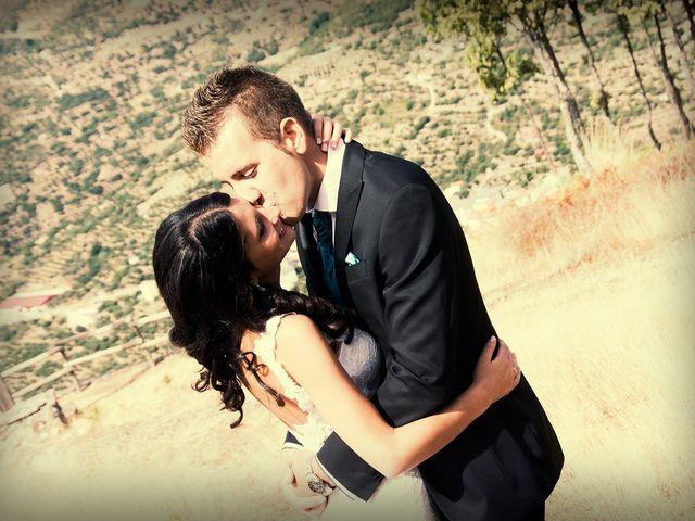 La boda de David y Helena en Cabezuela Del Valle, Cáceres 1