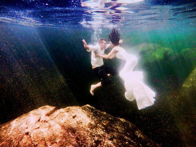 La boda de David y Helena en Cabezuela Del Valle, Cáceres 7
