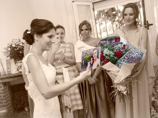 La boda de David y Helena en Cabezuela Del Valle, Cáceres 21