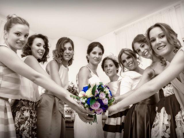 La boda de David y Helena en Cabezuela Del Valle, Cáceres 26