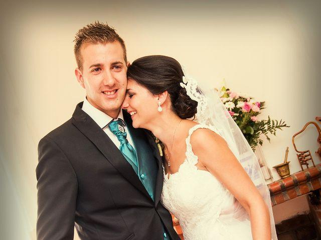 La boda de David y Helena en Cabezuela Del Valle, Cáceres 29