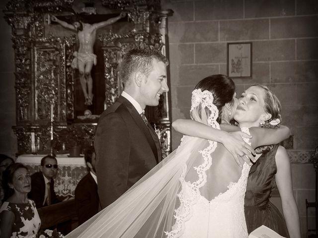 La boda de David y Helena en Cabezuela Del Valle, Cáceres 34