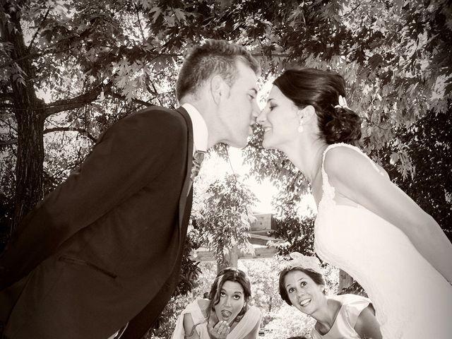 La boda de David y Helena en Cabezuela Del Valle, Cáceres 42