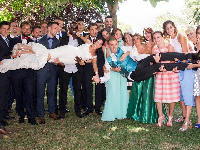 La boda de David y Helena en Cabezuela Del Valle, Cáceres 45