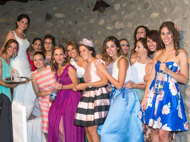 La boda de David y Helena en Cabezuela Del Valle, Cáceres 46