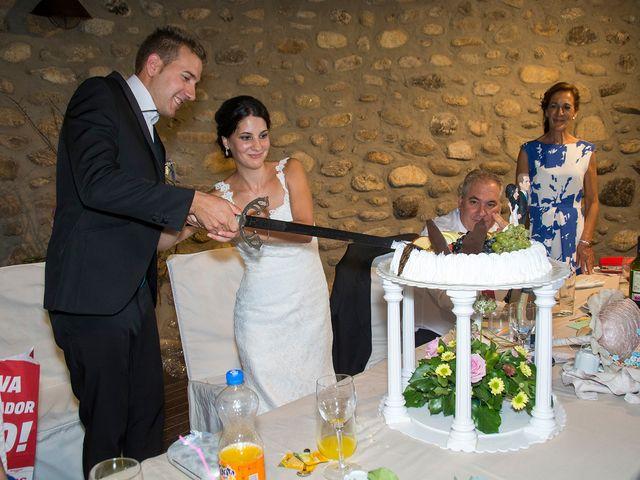 La boda de David y Helena en Cabezuela Del Valle, Cáceres 47