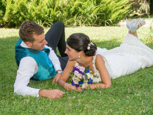 La boda de David y Helena en Cabezuela Del Valle, Cáceres 35
