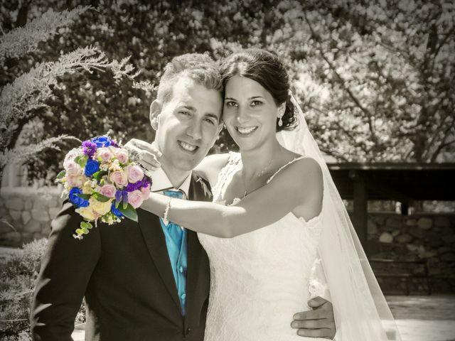 La boda de David y Helena en Cabezuela Del Valle, Cáceres 38