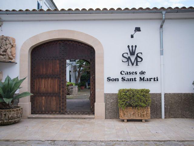 La boda de Jaume y Naila en Palma De Mallorca, Islas Baleares 1