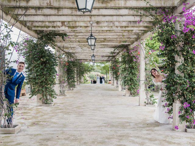 La boda de Jaume y Naila en Palma De Mallorca, Islas Baleares 22