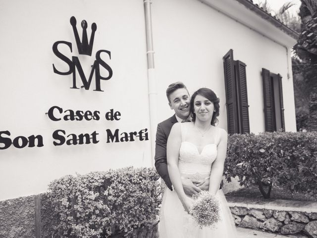 La boda de Jaume y Naila en Palma De Mallorca, Islas Baleares 28