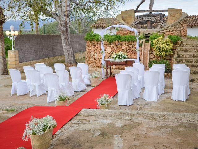 La boda de Jaume y Naila en Palma De Mallorca, Islas Baleares 38