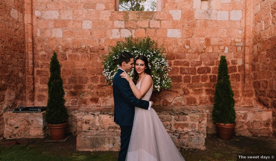 La boda de Miguel y Leticia en Ayllon, Segovia