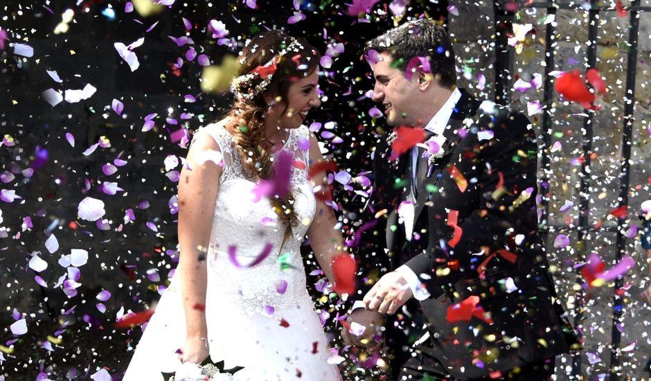 La boda de Pablo y Idoia en Pamplona, Navarra