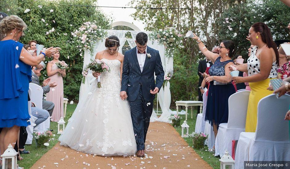 La boda de Juanjo y Leah en El Puerto De Santa Maria, Cádiz