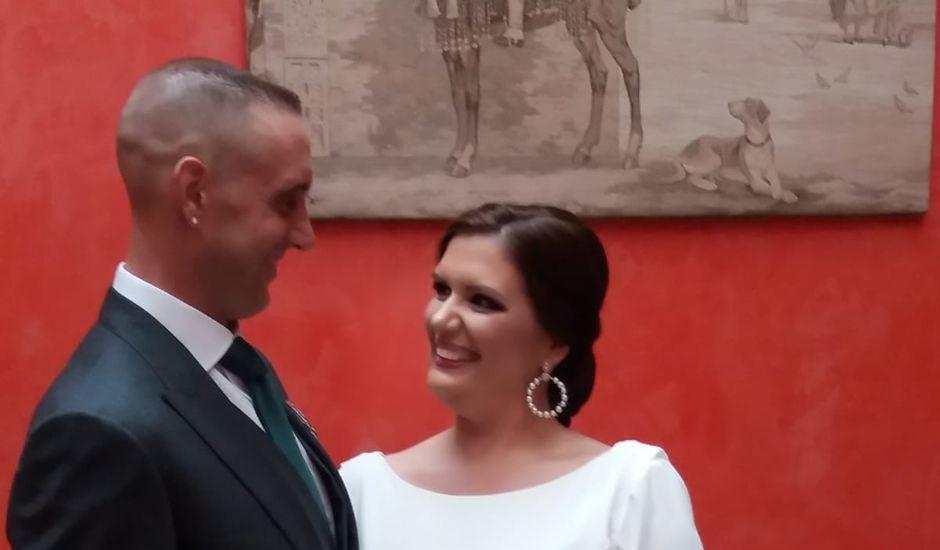 La boda de Javier y Pilar  en Andujar, Jaén