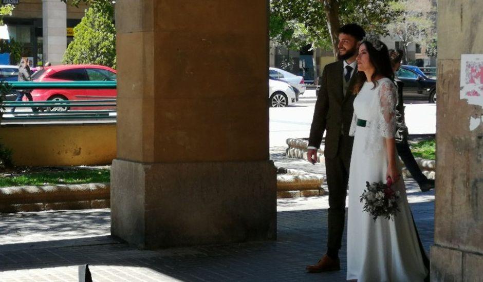 La boda de Juan y Berta en Villanueva De Gallego, Zaragoza