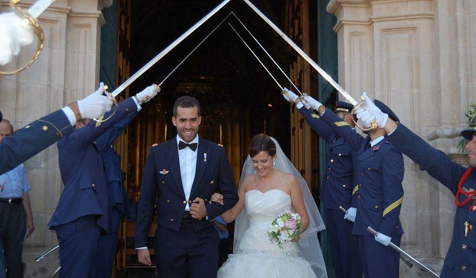 La boda de Juan Antonio y María en Murcia, Murcia