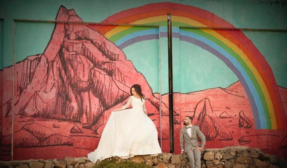 La boda de Janu y Indira en Covas (Viveiro (San Xoan), Lugo