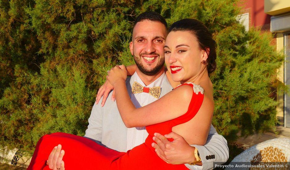 La boda de Daniel y Adara en Las Palmas De Gran Canaria, Las Palmas