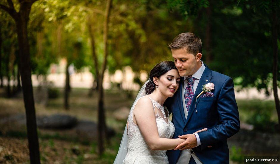 La boda de Alberto y Esther en Guadalajara, Guadalajara