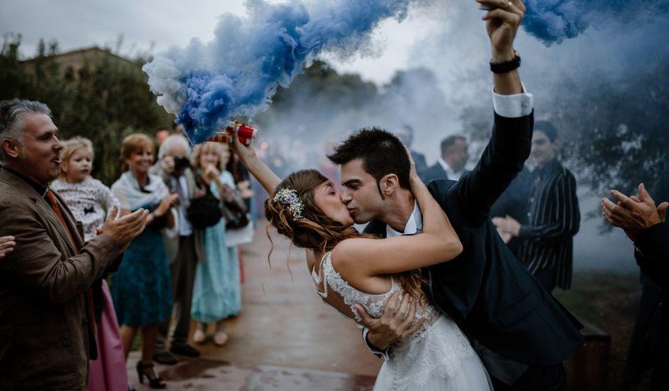 La boda de Jordi y Montse en Girona, Girona