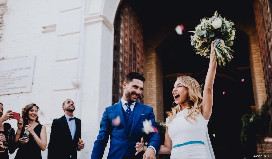 La boda de Manu y Pilar en Huelva, Huelva