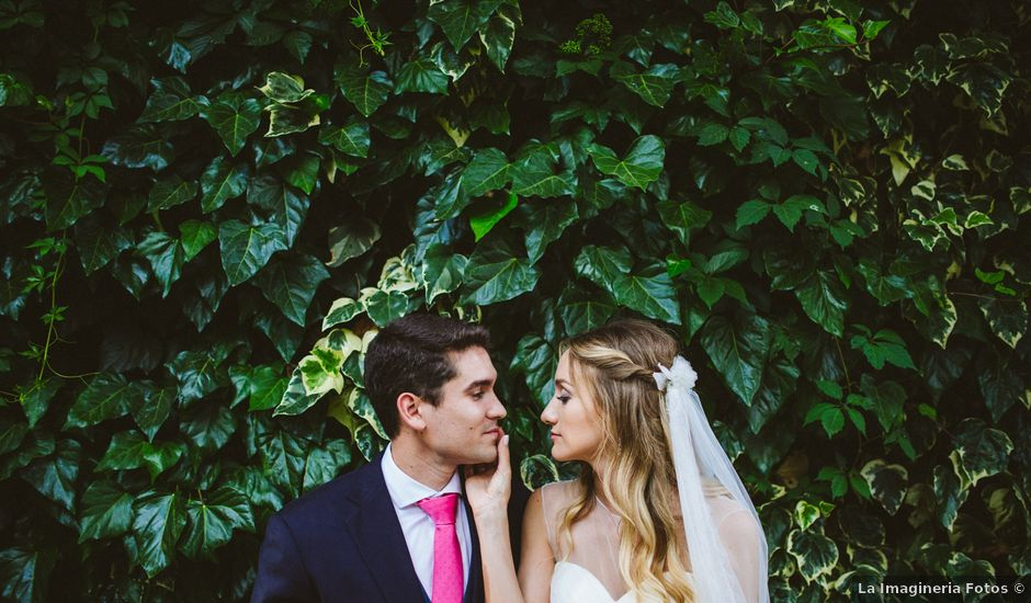 La boda de Daniel y Krystyna en Toledo, Toledo