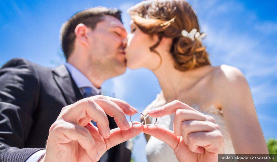 La boda de César y Sara en Leganés, Madrid